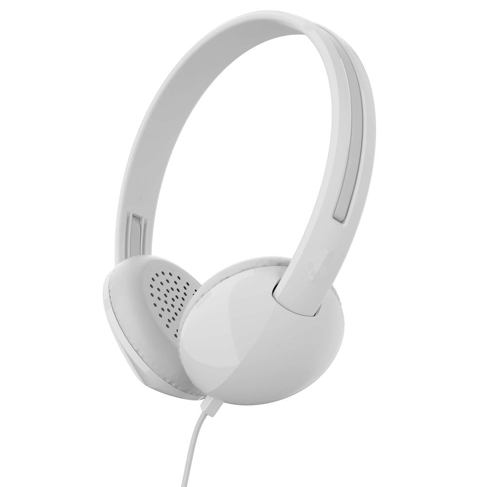 SKULLCANDY Hörlur Stim On-Ear Mic - Vit