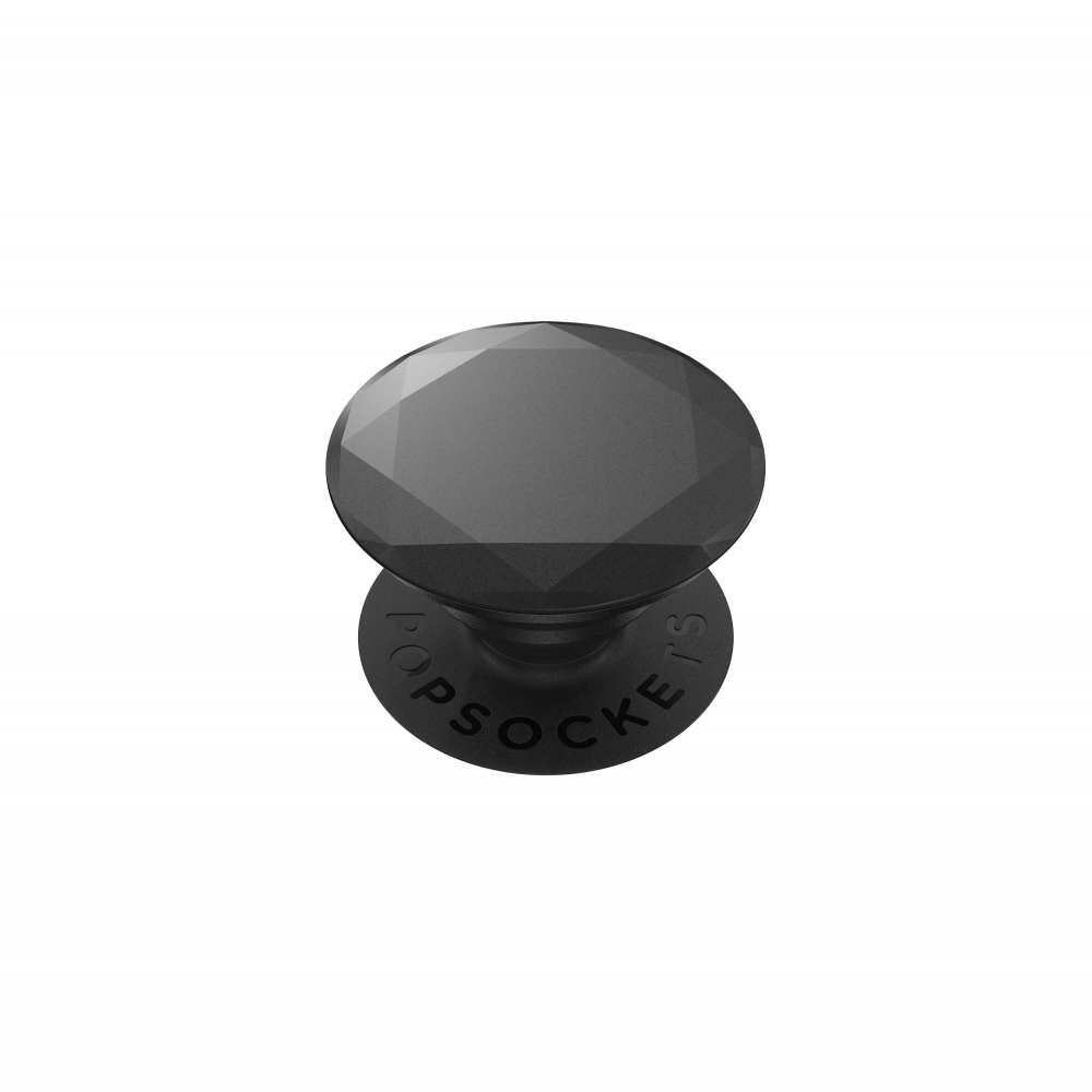 POPSOCKETS Metallic Diamond Black
