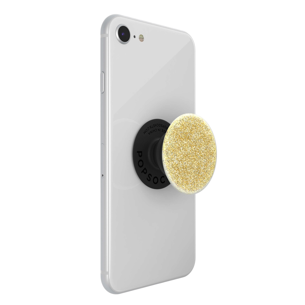 POPSOCKETS Glitter Gold Premium