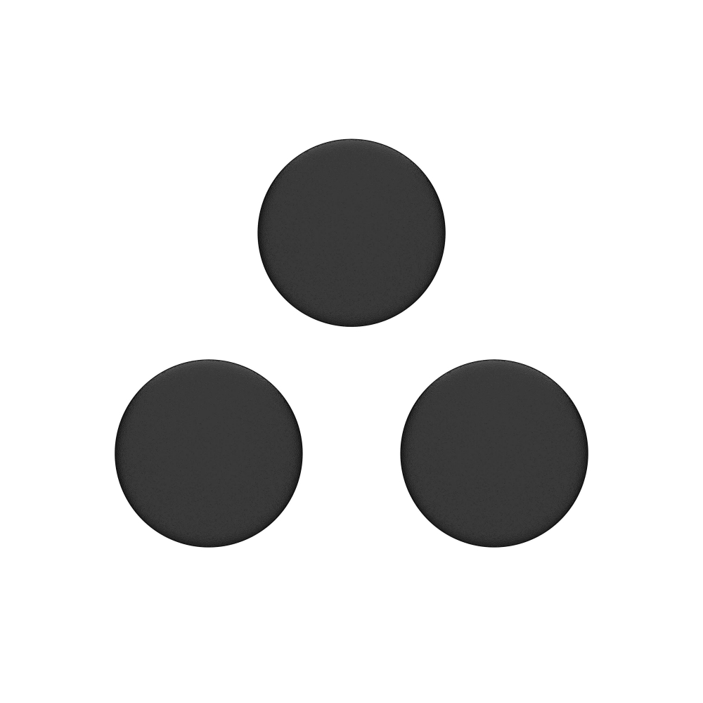 POPSOCKETS Triple Black 3-pack