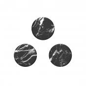 PopSocketsPOPSOCKETS Black Marble 3-pack