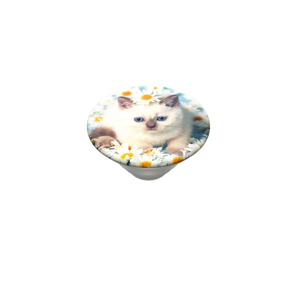 POPSOCKETS Purr-fect Flower POPTOP endast lös Top