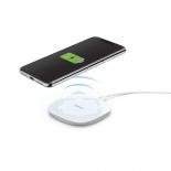 OEMHama Laddare QI 10W Vit Endast USB-kabel medföljer