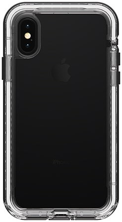LIFEPROOF NEXT IPHONE XS BLACK CRYSTAL