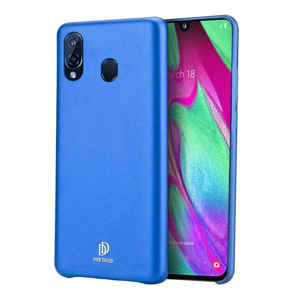 Dux Ducis Mobilskal till Samsung Galaxy A50 - Blå