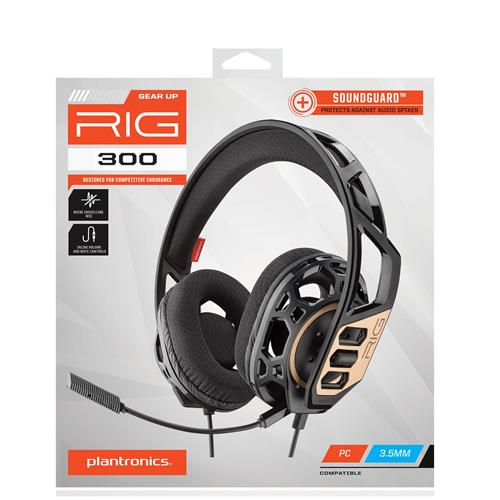 PLANTRONICS Gamingheadset PC RIG 300
