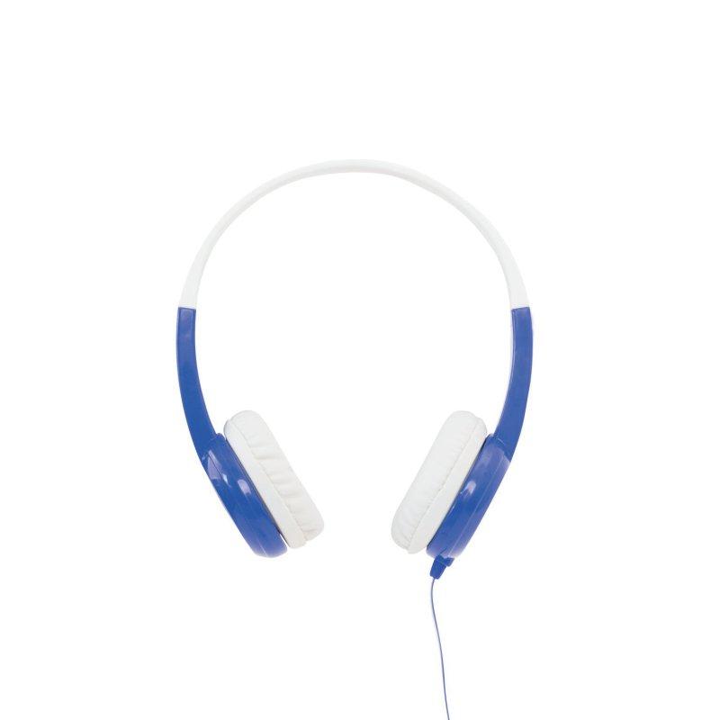 BuddyPhones Discover Kids headphone, blå
