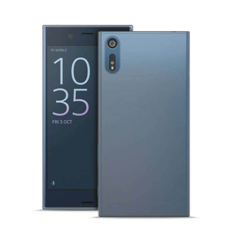 Köp Puro MFX Sony Xperia XZ Premium 0.3 Nude Cover