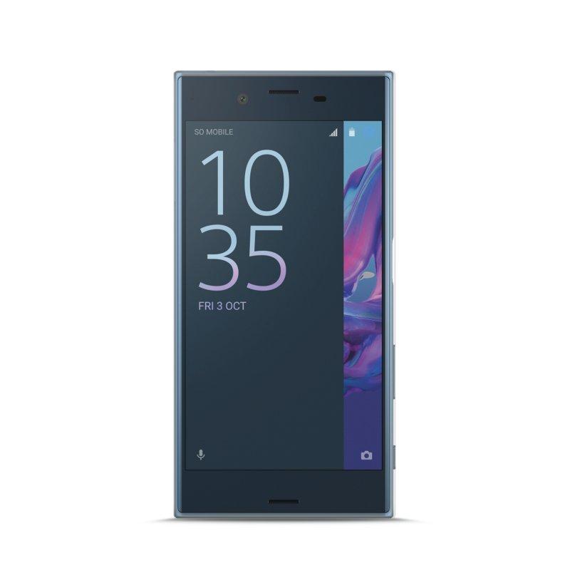 Sony Xperia XZ Puro 03 Nude Cover - Durchsichtig