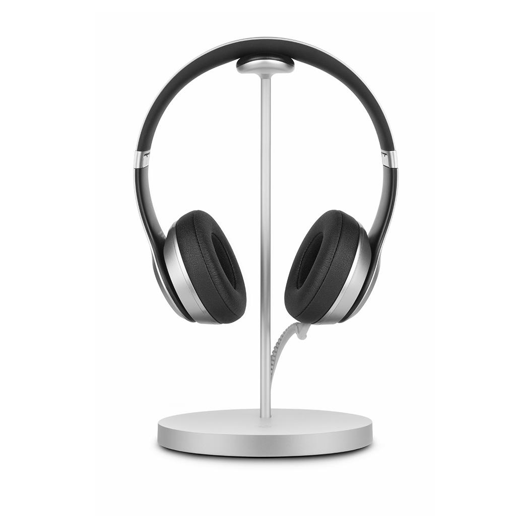 Twelve South Fermata Ställ för hörlurar - Silver