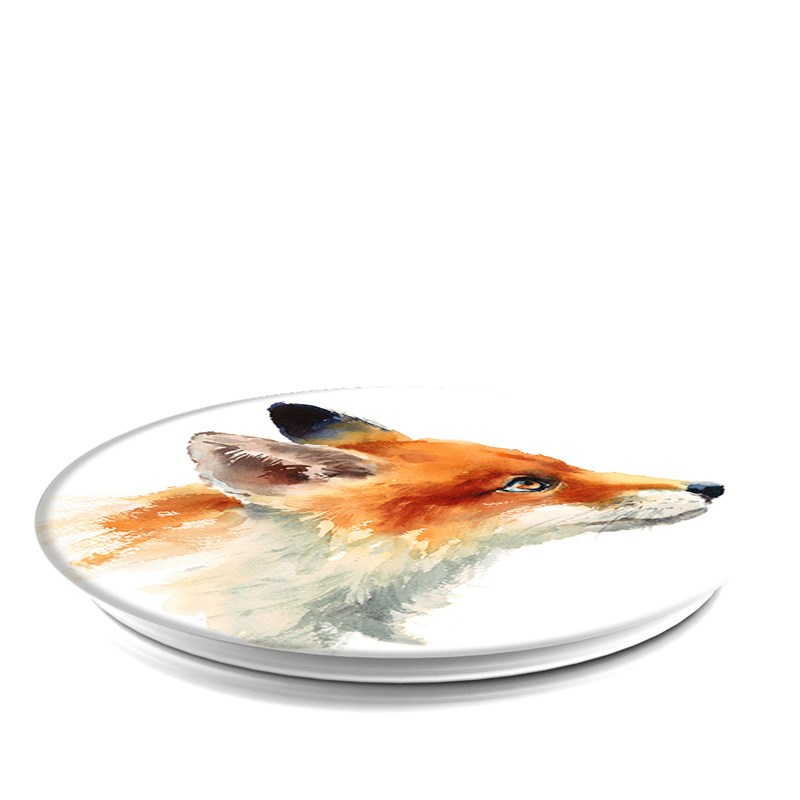 POPSOCKETS Fox Grip med Ställfunktion