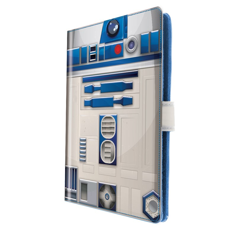 "Star Wars Tabletfodral R2D2 7-8"" Universal"