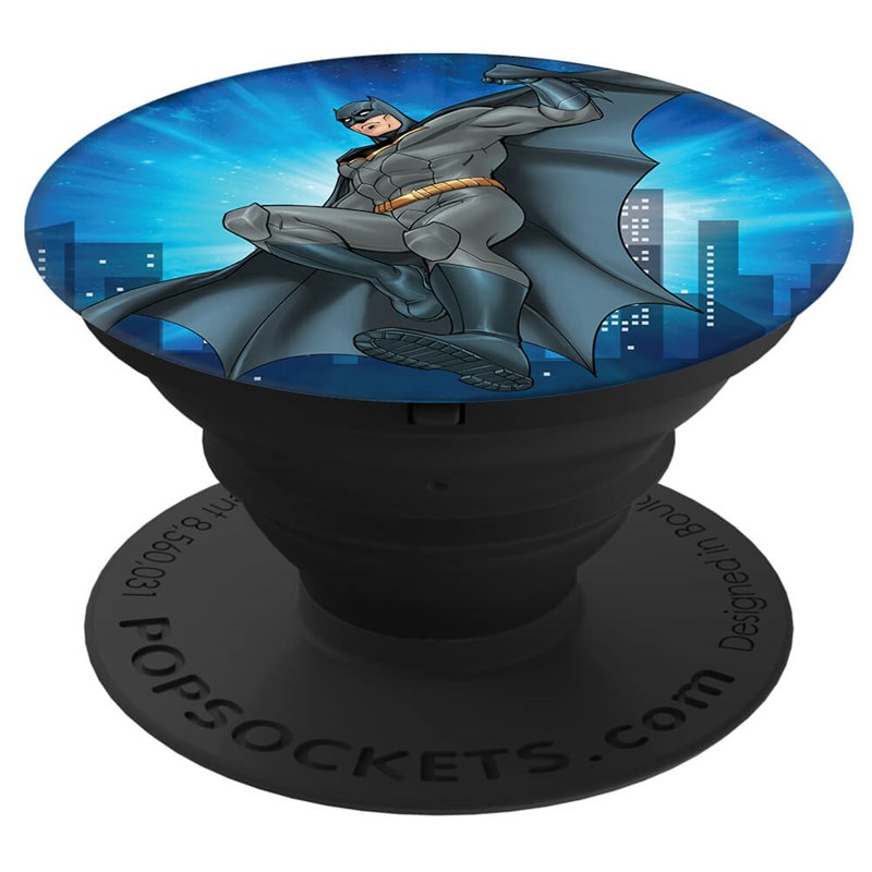 PopSockets Batman Grip med Ställfunktion Premium DC Comics