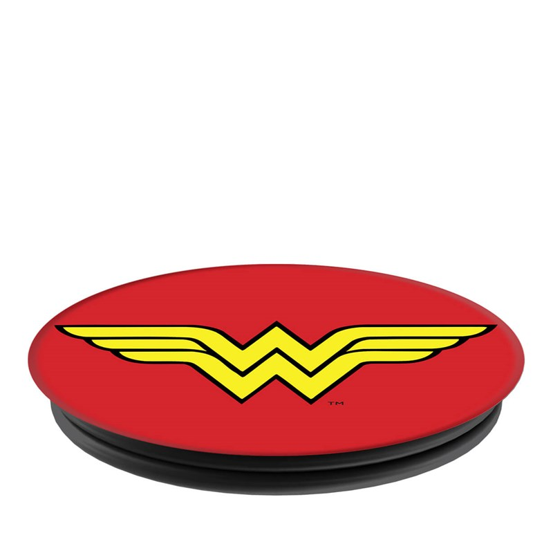 PopSockets Wonder Woman Icon Grip med Ställfunktion Premium DC Comics