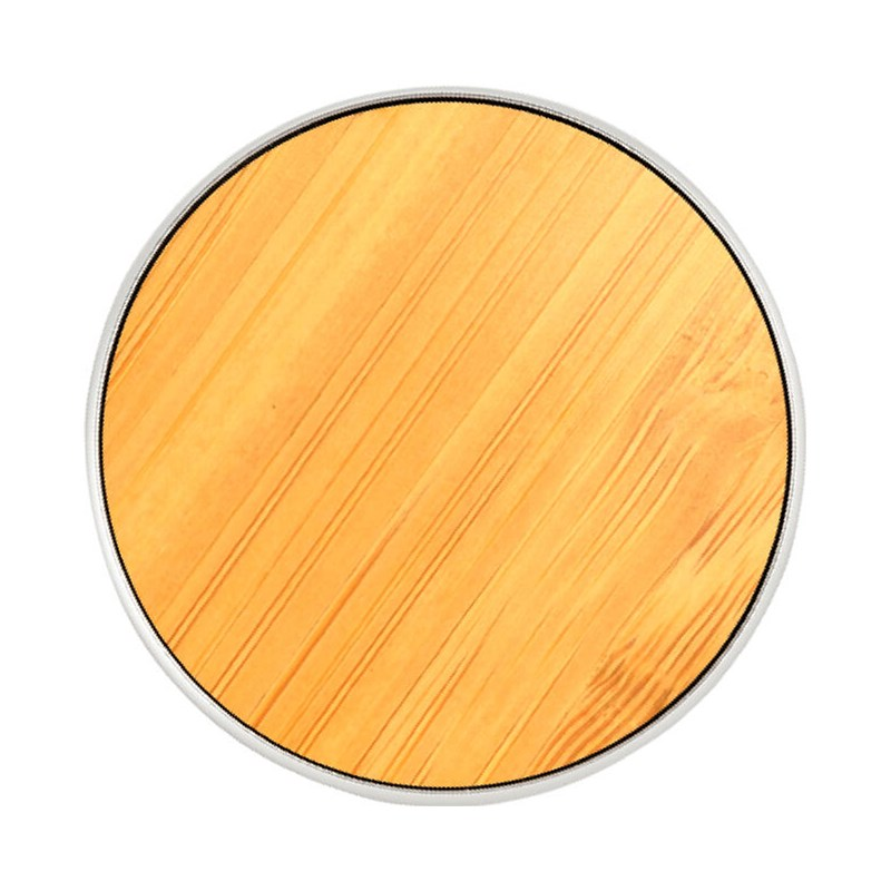 PopSockets Bamboo Grip med Ställfunktion Premium Natural Wood