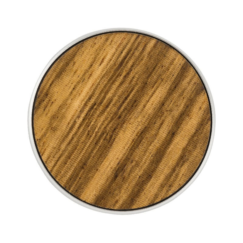 POPSOCKETS Zebrawood Grip med Ställfunktion Premium Natural Wood