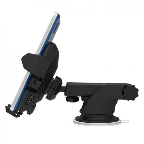 iOttie Easy One Touch bilhållare med Qi Trådlös laddare