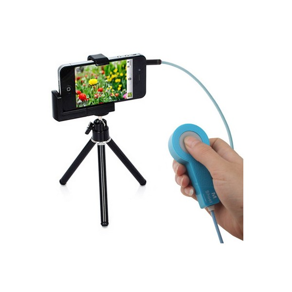 M-shoot Selfie Camera Remote till iPhone - Grön