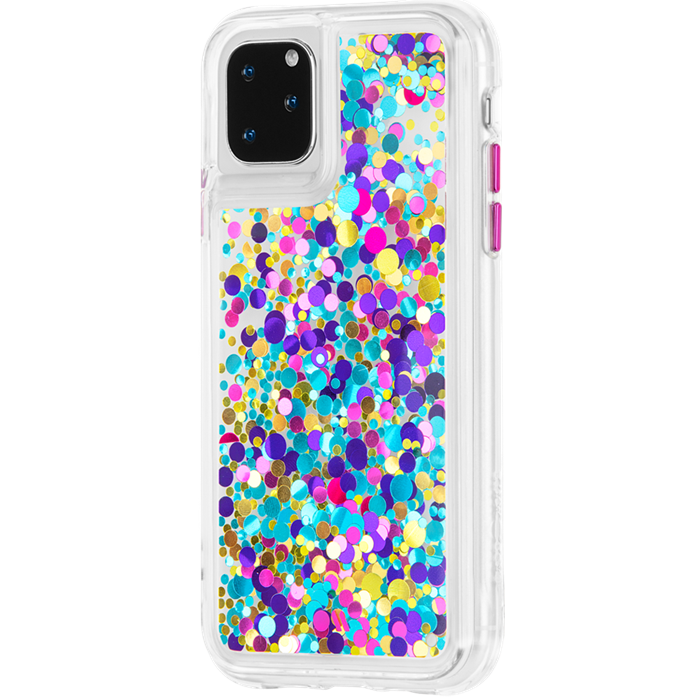 Case Mate skal till iPhone 11 Pro Max - Waterfall Confetti