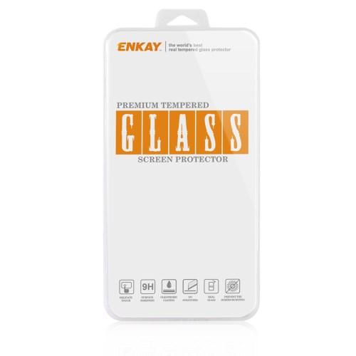 Enkay FullShield sk auml rmskydd+baksida till iPhone 6 6S Plus - Svart 8e4b12351723a