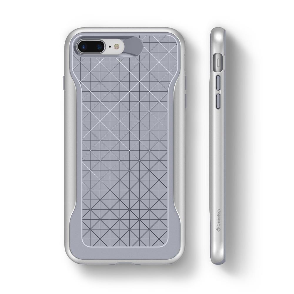 Caseology Apex Skal till iPhone 8 Plus / 7 Plus - Ocean Grey