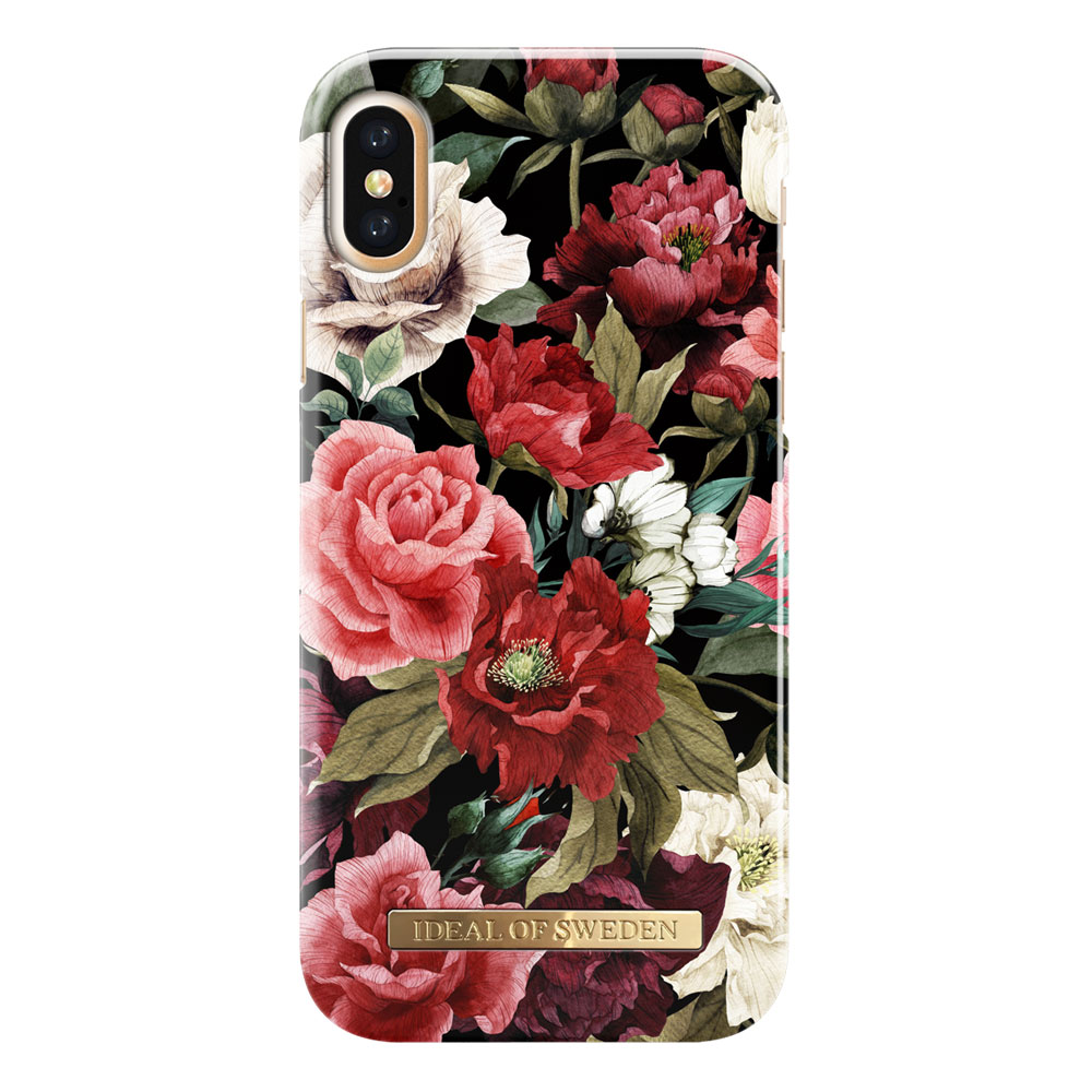 iDeal Fashion Case iPhone XS / X - Antique Roses