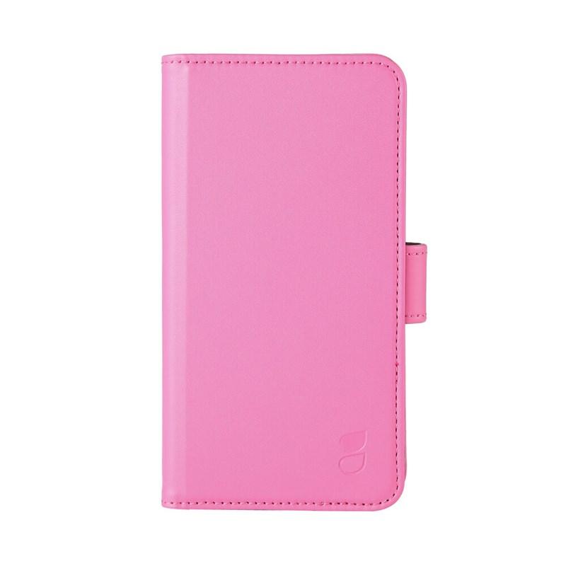 GEAR Plånboksfodral till iPhone XR - Rosa