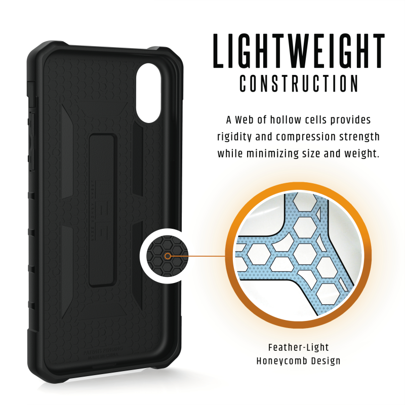 UAG Pathfinder Cover till iPhone XR - Midnight Camo
