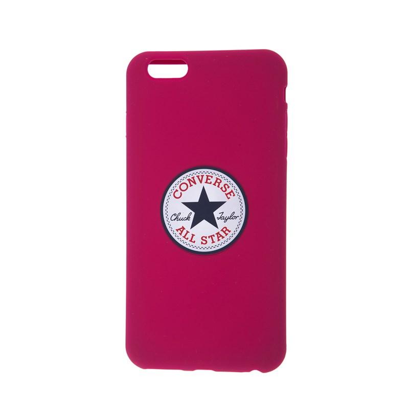 Converse Skal Silikon iPhone 6(S) Plus - Rosa - TheMobileStore 99e45711a148d