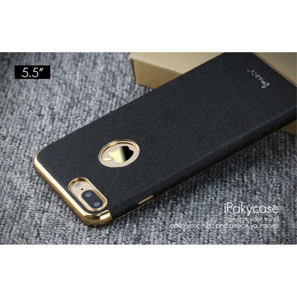 iPaky skal till iPhone 7 Plus - Svart - TheMobileStore 67e8a541e4373
