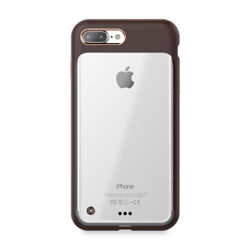 StilMind Monokini Skal till Apple iPhone 7 Plus - Brun