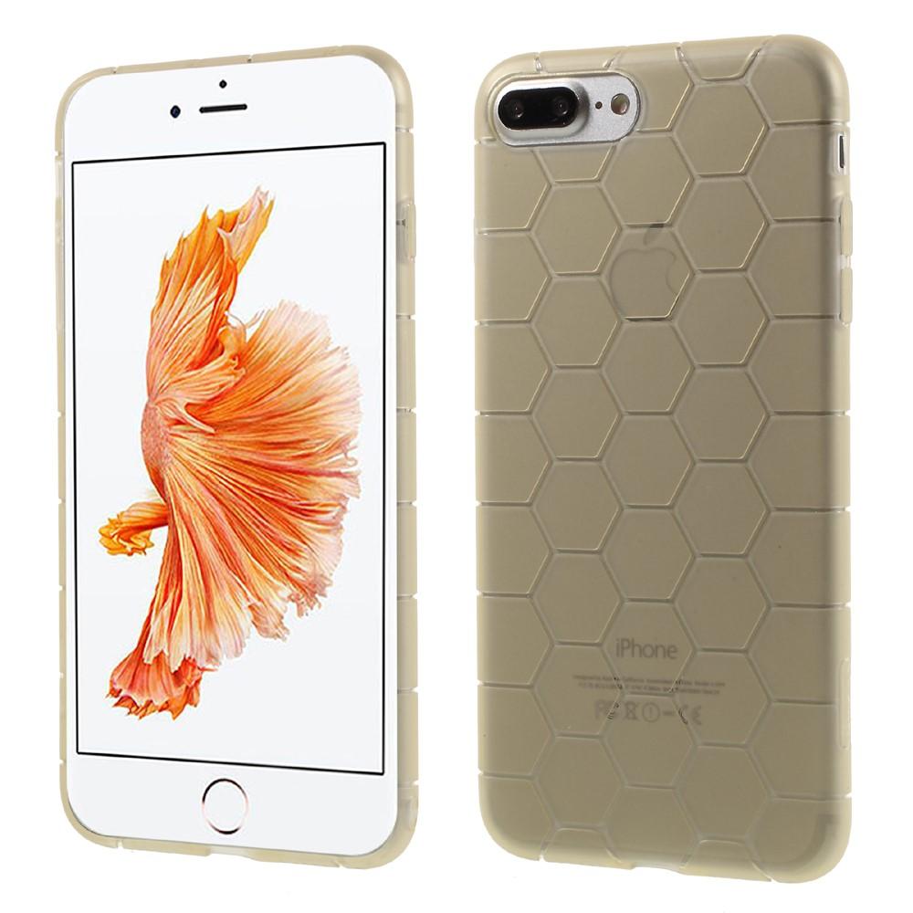 I-Smile Honeycomb Mobilskal till iPhone 7 Plus - Guld