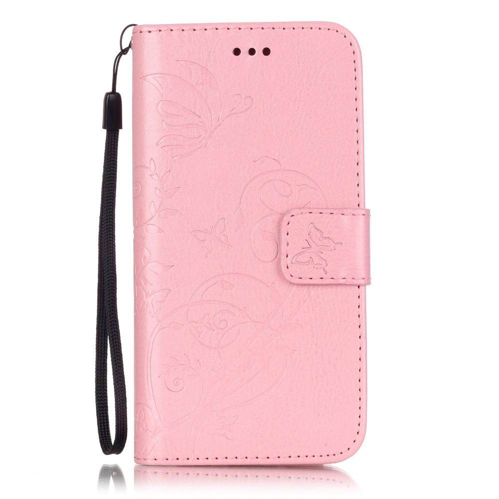 Plånboksfodral till iPhone 8 7 - Rosa - TheMobileStore 80afaad1c34ef