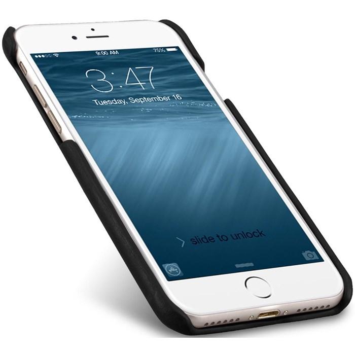 Melkco Mobilskal med kortfack iPhone 8 7 - Svart - TheMobileStore f66a72af0c19c