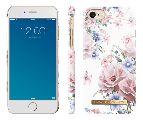 iDeal of Sweden Fashion Case Till iPhone 6/6S/7/8 - Floral Romance