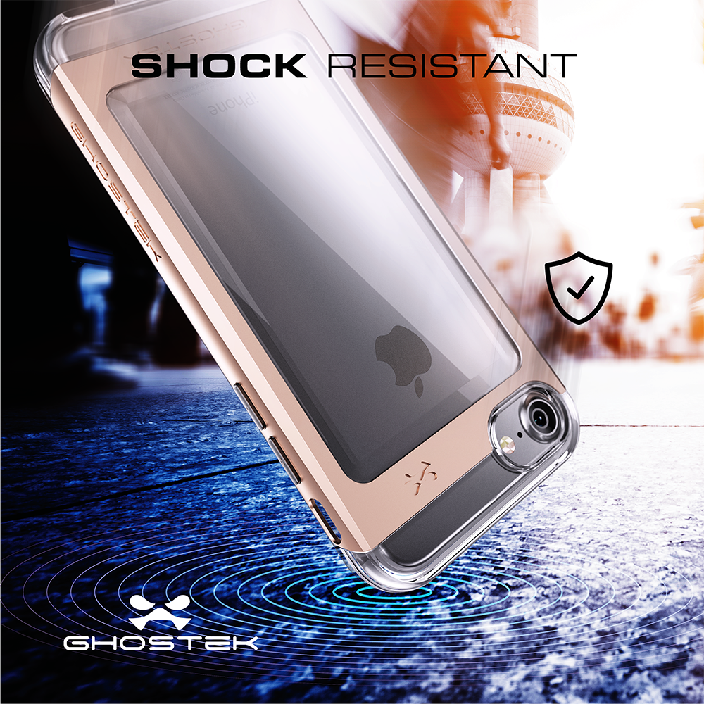 Ghostek Cloak 2 Skal till Apple iPhone 8/7 - Silver