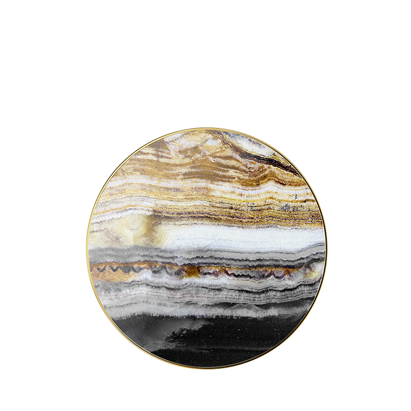 IDEAL OF SWEDEN Fashion QI Charger Trådlös Laddare Outer Space Agate