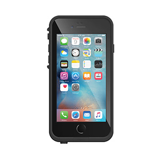 LifeProof fre Skal till Apple iPhone 6/6s  - Svart