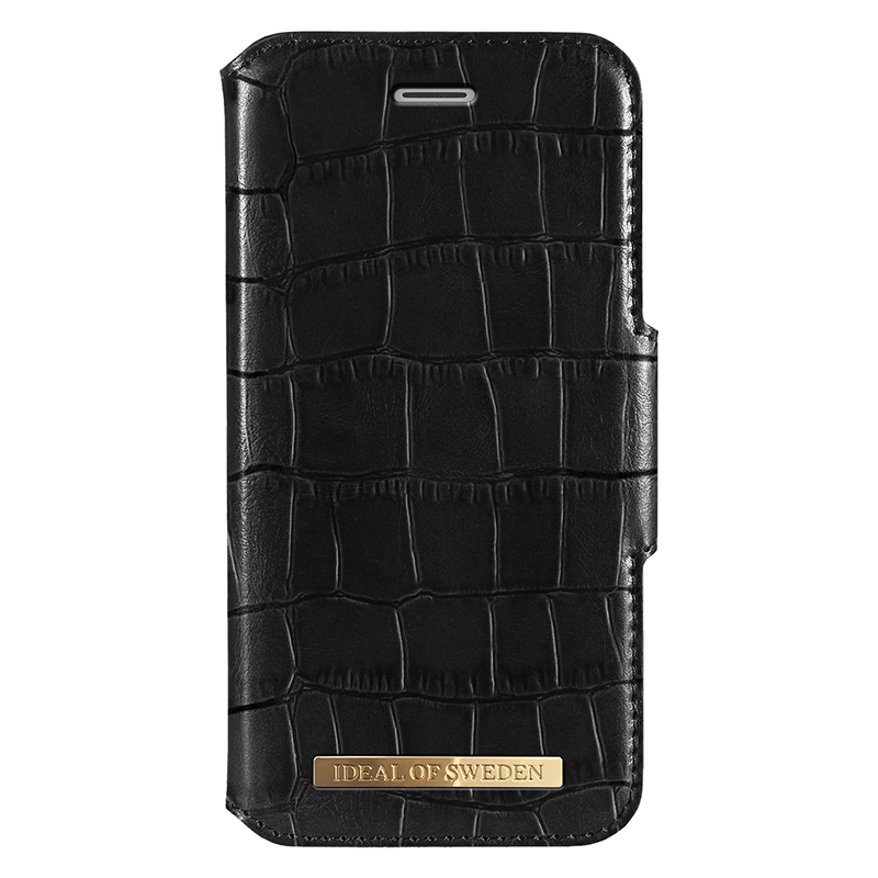 iDeal of Sweden Capri Wallet iPhone 6/7/8/SE 2020 Svart