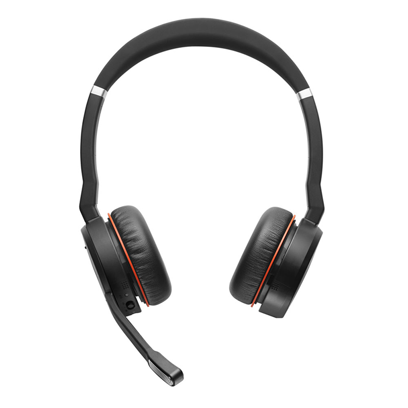 JABRA EVOLVE 75 INCL CHARGINGSTAND, STEREO MS