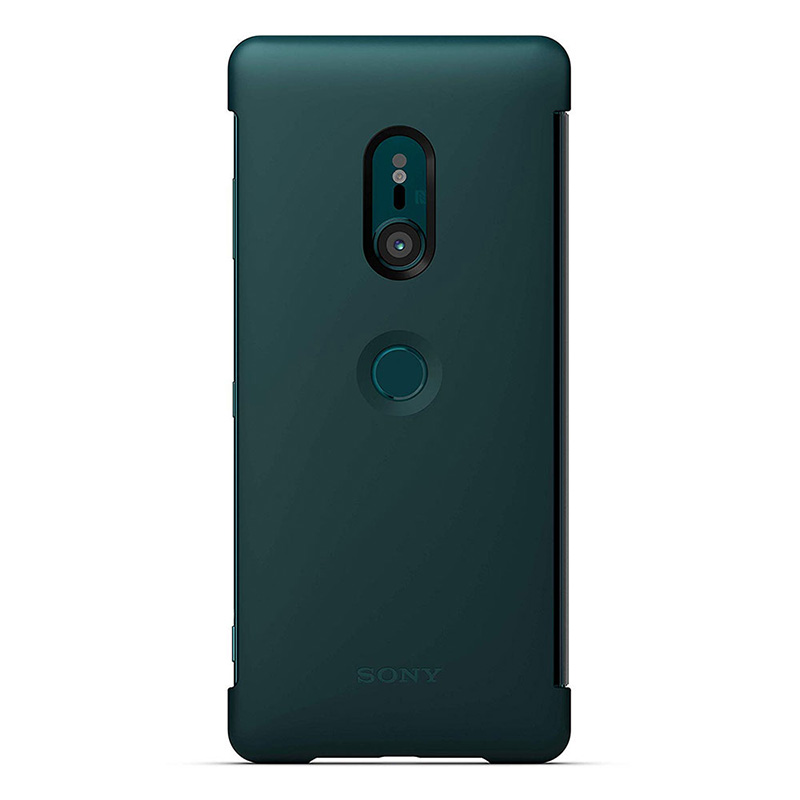 SONY STYLE COVER TOUCH XPERIA XZ3 GREEN