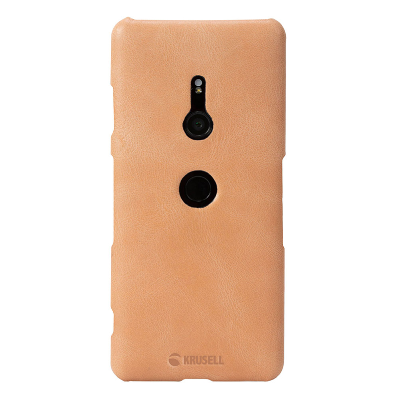KRUSELL SUNNE COVER SONY XPERIA XZ3 VINTAGE NUDE