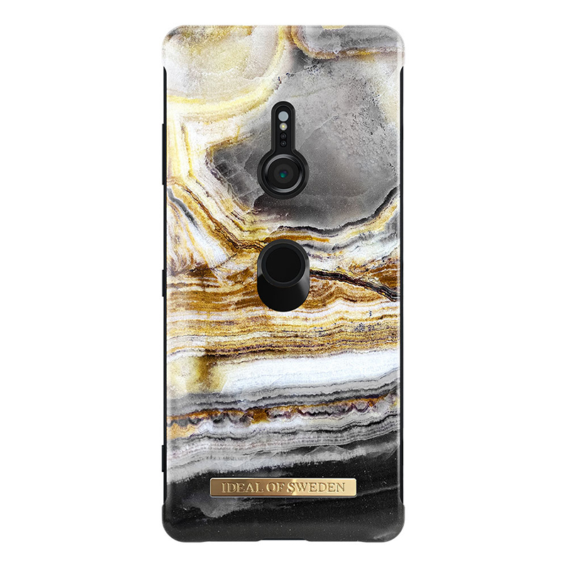 IDEAL FASHION CASE SONY XPERIA XZ3 SPACE AGATE