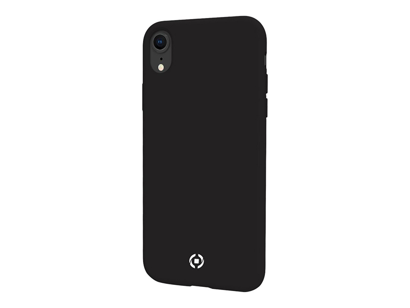 Celly Feeling Cover iPhone Xr Black