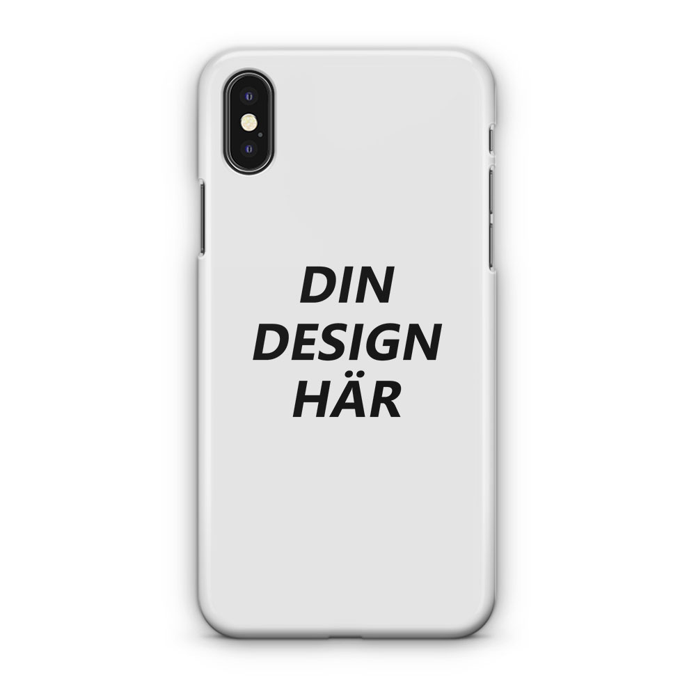 Iphone laddare med eget tryck Mobiltillbehör