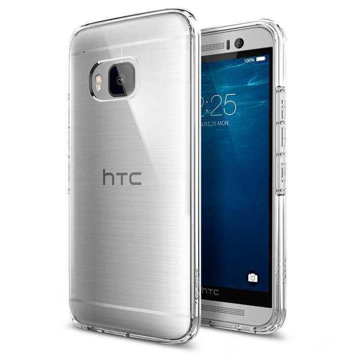 SPIGEN Ultra Hybrid skal till HTC One M9 - Clear