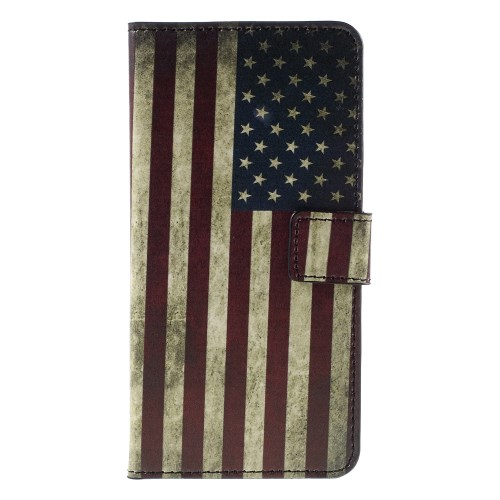 Plånboksfodral till HTC One A9 - America