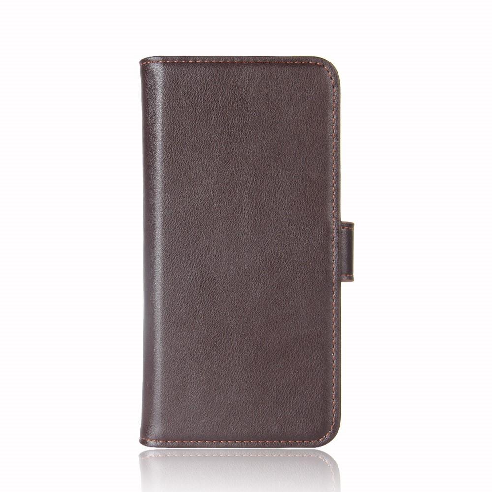 Genuine Split Plånboksfodral till Huawei Y6