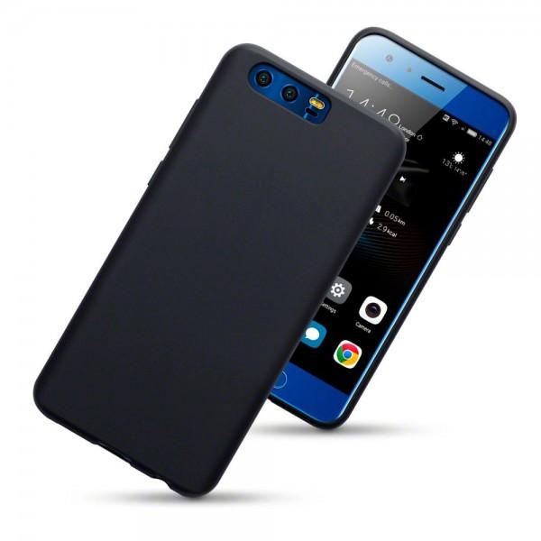 Qubits Mobilskal till Huawei Honor 9 - Svart