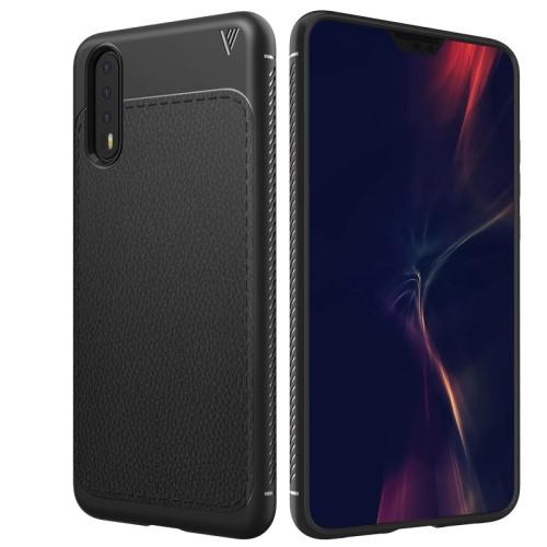 LENUO Gentlemen Mobilskal till Huawei P20 Pro - Svart